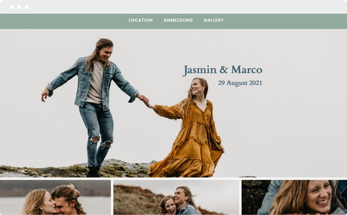 Jasmin & Marco